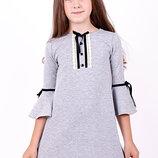 Платье для девочек рост 116-140