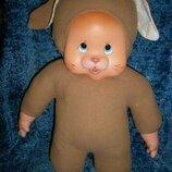 Кукла Германия мончичи большой заяц зайчик зайчишка зайка 46 см