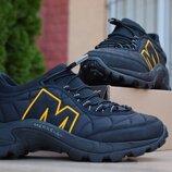 Ботинки мужские Merrell ICEBERG MOC Топ черные