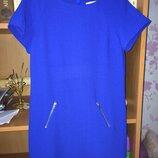 Наше стильное платье на девочку 8-9 лет