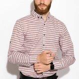 Рубашка мужская, хлопок, Турция. Размеры S-XXL. Разные цвета