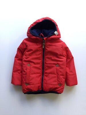 Куртка теплая Micro-loft евро зима детская унисекс