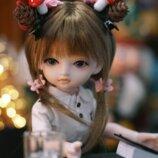 Коллекционные куклы 30 см. Фантастически красивая кукла. Очень хорошего качества. Полный комплект.