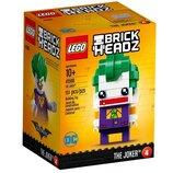 Конструктор LEGO Brick Headz Джокер 41588