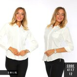 Рубашка женская бренд Lacoste