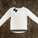 Блуза нарядная детская Агатта