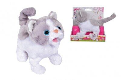 М Яка іграшка CCL Кошеня , що ходить, нявкає та виляє хвостиком, 15 см., 3 , 5893379