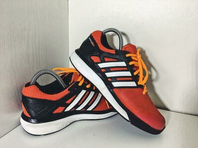 Женские кроссовки Adidas Адидас 36рр 22,5см идеал оригинал оранжевые