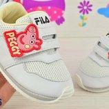 Крутые кроссовки с Пеппой