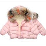Красивая куртка еврозима. Выбор цвета и размера