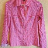 Крутая рубашка в полоску, распродажа