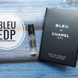 Пробник Bleu de Chanel