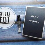 Пробник Bleu de Chanel EDT