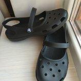 Кроксы Crocs w9 наш 39