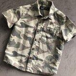Рубашка Next 92 р.