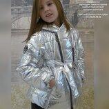 Куртка качественная детская подростковая 122-158