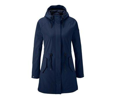 Термо пальто SoftShell TCM Tchibo софтшел куртка парка