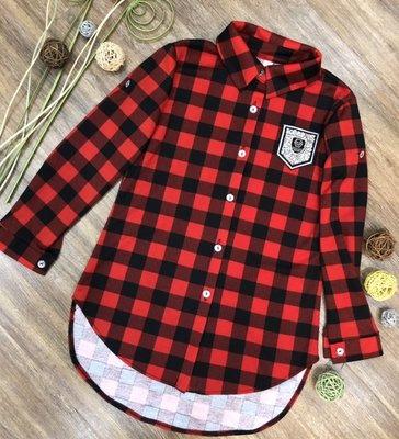 Стильные удлиненные рубашки для модниц