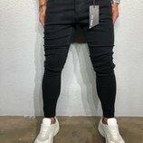 Стильные мужские джинсы,2 цвета 29-36