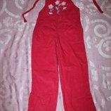 Комбинезон девочке на 5-7 лет от Gloria Jeans