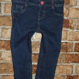 джинсы стрейч 1-2 года MiniClub большой выбор одежды 1-16 лет