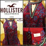 блуза от Hollister , оригинал р.XS , пр-во Индия