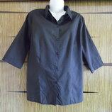 Блуза рубашка, новая размер 20 46 идет на 54.