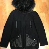 Модная куртка Atmosphere с натур.мехом