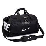 Спортивная, дорожная сумка NIKE с отделом для обуви
