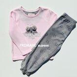 Флисовая пижама для девочки Primark