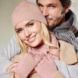 Набор шапка шарф cashmere blend Германия