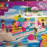Конструктор Морская прогулка аналог Lego DUPLO