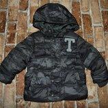 куртка деми 12-18 мес F&F большой выбор одежды 1-16 лет
