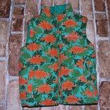 жилетка деми двусторонняя 2-3 года Mountain сток большой выбор одежды 1-16 лет