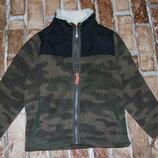 кофта флис 4 года Cortez сток большой выбор одежды 1-16 лет