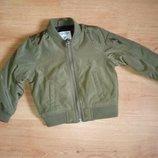 Куртка-Бомбер для мальчика piazza italia италия