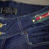Женские штаны джинсы GUCCI 30p.