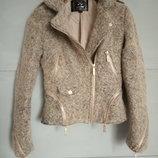 Косуха. теплая куртка. шерсть . шерстяная косуха . оригинальная курточка