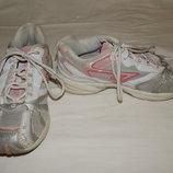 Бело-Серо-Розовые кроссовки Hi-Tec. Размер 33 1 .