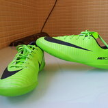 Фирменные красовки для футбола футзалки Nike оригинал
