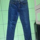 Прямые узкие джинсы gap, качество