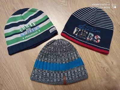 Польские шапки для мальчиков, б/у