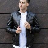 Куртка Pobedov Jacket Birmingham Black