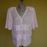 Блузка-Кофта літня розмір XL Estlavie