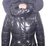 евро 36р куртка двухсторонняя Amisu утеплена синтепоном, очень теплая рукав от плеча 59 плечи 41 под