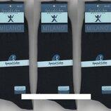 Носки мужские демисезонные х/б Milano Special Coton, Турция, без шва,40-45 р.6 пар .темно синие