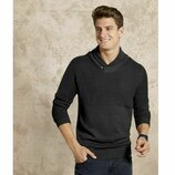 Стильный свитер пуловер вязаный р.евро 56-58 XL Livergy Германия