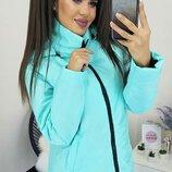 Женская куртка плащевка с капюшоном канада на синтепоне скл.1 арт.57537