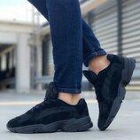 Кроссовки Adidas Yung 1 Total Black