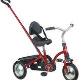 Велосипед детский Smoby Toys Зуки металлический с багажником красный 740800